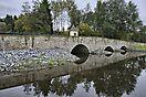 Die Steinbogenbrücke