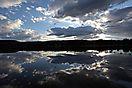 Abendstimmung am Lake Yellowstone