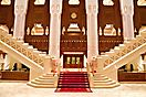 Treppengang im Royal Opera House in Muscat