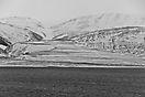 Schneelandschaft am Muchison-Fjord